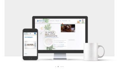 Refonte site internet DERMAVITIS